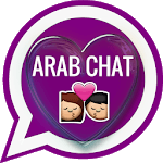Arab & Muslim Chat Room for pc logo