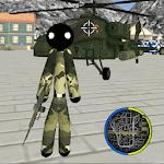 US Army Stickman Rope Hero counter terrorist icon