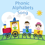 abc alphabets train phonic song for kids icon