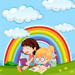 ABC Alphabets Rainbow Song icon