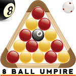 8 Ball Umpire Referee + Rules for pc logo