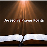 Awesome prayer Points icon