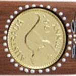 Two-up Anzac Day icon