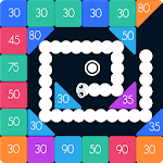 Snake Bricks Breaker icon