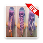 Easy Hairstyles hacks : HAIRSTYLE STEP BY STEP icon