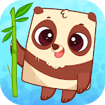 Learning Games for Toddler - Bibi.Pet Jungle icon