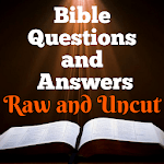 Bible Study Questions and Answers icon