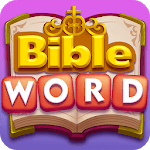 Bible Story Game - Free Bible Word Puzzle Games for pc logo