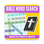 Bible Word Search - Biblical Puzzle Game icon
