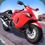Ultimate Motorcycle Crashes - Extreme Moto Highway icon