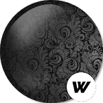 Black Wallpapers HD icon
