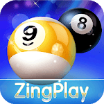 Pool ZingPlay Ultimate for pc logo