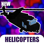 Helicopters and Planes for MCPE icon
