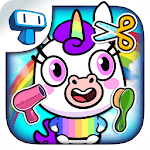 My Unicorn Virtual Pet - Cute Animal Care Game icon
