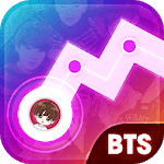 Kpop Dancing Songs - Music BTS Dance Line icon