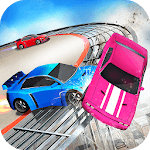 Car bumper.io - Roof Battle icon