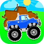 Baby Car Puzzles for Kids Free icon