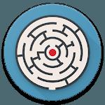 Circle Maze watch face icon