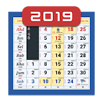 Monthly Calendar & Holiday icon