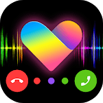 Color Call - Color Call Screen, Call Flash & LED icon