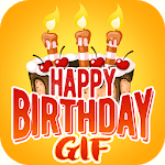 Happy Birthday GIFs icon