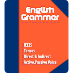 English Grammar - IELTS icon