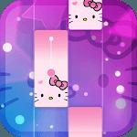 Magic Cat Piano Tiles - Crazy Tiles Kitty Sound for pc logo