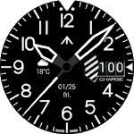 Pilot One Watch Face icon