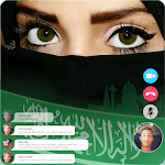 Chat Saudi girls icon