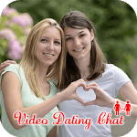 Indian Lesbo Video Chat - Random Video Chat Women icon