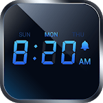 My Clock-bedside clock,timer,space world theme icon