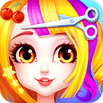 Magical Hair Salon: Girl Makeover icon