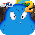 Monster Kid 2nd Grade Games icon
