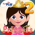Princess Second Grade Games icon