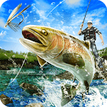 Fly Fishing 3D II icon