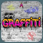 Apolo Graffiti - Theme, Icon pack, Wallpaper icon