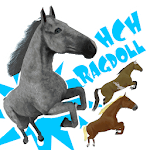 Hill Cliff Horse - Online icon