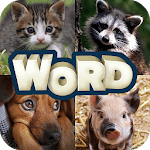 4 Pics 1 Word: Four Pictures One Word Photo Puzzle icon