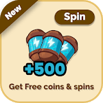 Spins Master and Coins – Spins Coins Daily Updated for pc logo
