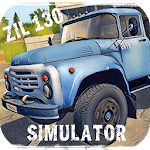 Russian Car Driver  ZIL 130 for pc logo