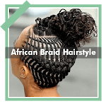 500+ Top African Braids Hairstyles Fashion Offline for pc logo
