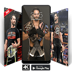 Seth Rollins Wallpapers HD icon