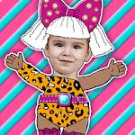 Lol Dolls Dress Up - Costume Photo Editor icon