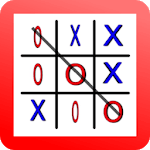 Tic-Tac-Toe (For 2 Players) icon