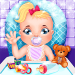 Babysitter Crazy Daycare Games - Nanny Mania icon
