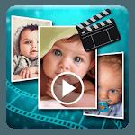 Baby Photos Slideshow Maker icon