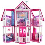 The idea of a Barbie Dream House icon