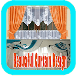 Beautiful Curtain Design icon