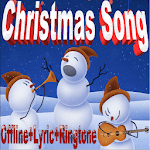 Popular Christmas Songs for pc logo