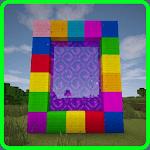 Portal Teletransport Minecraft Ideas icon
